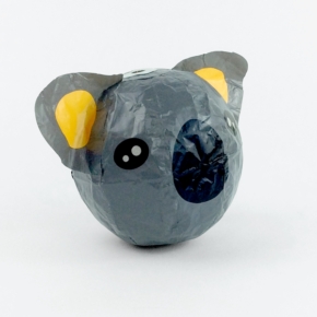 Japanese waxed paper koala balloon and toy